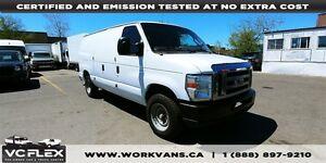 2012 Ford E-150 E150 4.6L V8 Cargo No Windows