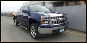 2014 Chevrolet Silverado 1500 LT Double Cab - 20 Wheels 5.3L V8