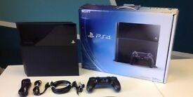 Sony PlayStation 4 (500GB, Black)