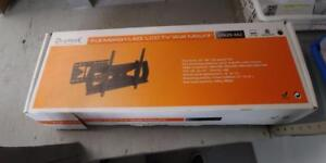 Brateck full motion led lcd tv wall mount fit 32 ''  - 60 ' ' lpa29-462 neuw open box