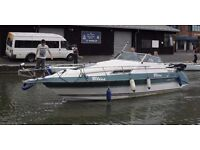 Boat 26' Cruisers Rogue 2570. 1989, 5.7l, great condition