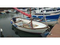 Falmouth Bass Boat 16 £2000 ONO