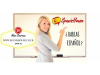 A1 Beginner Spanish Adult Course - SpanisHouse Spanish Lessons - LIMITED SPACES AVAILABLE