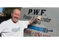 P.W.F Painter and Decorator