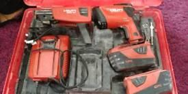 Hilti screw guns