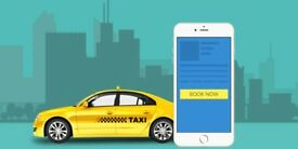 Taxi Booking System - Mobile App, Driver App, Website, Booking System