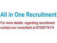 All in one Recruitment brings you the best jobs available