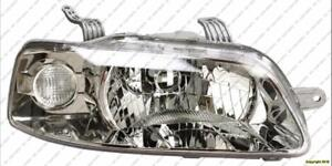 Head Lamp Passenger Side [Sedan 2004-2006] [Hatchback 2004-2008] Chevrolet Aveo
