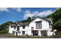 Sous Chef at famous lake district Inn