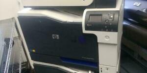 HP Color LaserJet Enterprise CP5525 Color Laser Printer 12x18 11x17 30ppm