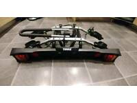 Thule tow bike rack 2 bikes