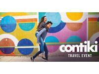 Contiki Travel Event