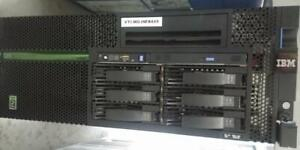 IBM 8203-E4A  POWER6 P6 520 Server 4-Way 4.2GHz (5635)16GB RAM  146GB