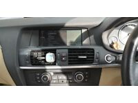 BMW X3 xDrive20d SE 185 hp Auto Beige, rear dark glass, reversing camera, professional multi media