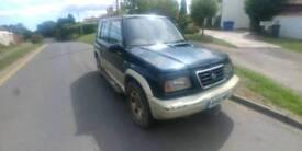 Suzuki vitara diesel manual