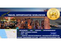 Travel Opportunities Worldwide - Networking Evening every Thursday evening @ Derry / Londonderry