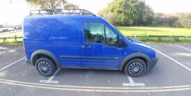 ford transit connect 1.8 tdci lx very low miles 84000