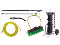 NEW Unger DIK48 Window, Solar & Conservatory Pure Water Professional Cleaning System