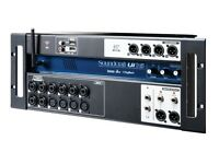 Soundcraft Ui16 Wireless Digital Rack Mixer