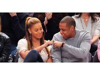 Beyoncé & Jay-Z STANDING tickets Glasgow