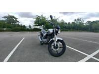 Yamaha YBR 125 Long MOT