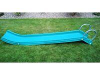10ft TP Toys large slide with metal frame