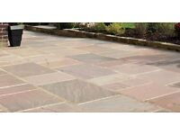 Paving Sand Stones for Clearance Sale from World Stone - £17 per m2 only - Limited Stock