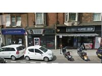 Commercial SHOP TO LET on Streatham High Road inc back garden exit and basement **NO AGENCY FEES