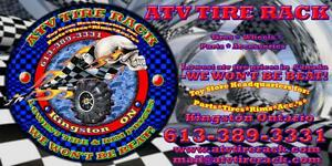 SuperATV TERMINATOR Tires -  CANADA - ATV TIRE RACK Kingston Kingston Area image 9