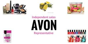 Local Avon representative!