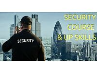 SIA Door Supervisor Security Course and Upskilling / Guaranteed Job Interview*