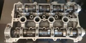 Mazda mx5 mk2 / mk2.5 1.6 stock reconditioned cylinder head, skimmed, valves cut and shimmed