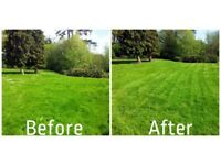 Gardening services - Grass cutting - Local gardener - Tidy up - Lawn mowing - Harrow - Watford