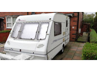 Abbey Domino 2 Berth Caravan