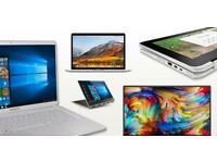 Laptops / MacBook / iMacs wanted high specs