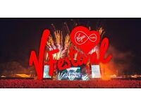 2 Tickets to V Festival Sunday Hylands Parks