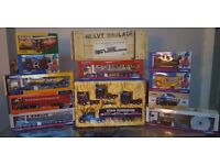 DIECAST MODEL TRUCK COLLECTION