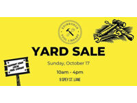 Tool Yard Sale
