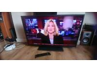 Hitachi 40 inches LED TV Full HD 1080p Freeview HD