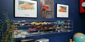 Acrylic diecast car displays