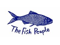 Sales Assistant for a Fishmonger