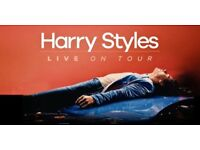 Harry Styles Hydro Tickets x2 great seats close to the front!! MUST GO FAST contact for more details