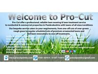 Professional & Reliable Lawn Mowing & Lawn Care Service - Residential & Commercial, Pembrokeshire