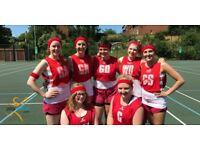 Ladies Netball in Dulwich - recreational/social league