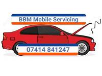 BBM Auto Repairs and Mobile servicing and diagnostics