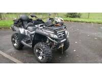 Quadzilla x8 -2 cf moto 4x4 quad bike