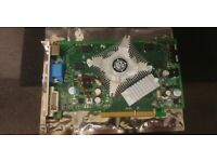 04/09/09 BFG 7600gs 512mb ddr2 AGP 8x 1.5v graphics card dvi/vga/s-video bfgr76512gsoc
