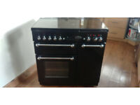 Rangemaster 90cm Cooker Classic Dual Fuel Cooker, Fantastic Condition