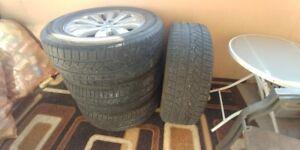 2009 Toyo nitro tires and rims