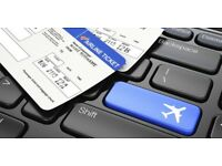 Super Budget Flight Tickets If You Wish To Travel This Season. Contact Me
